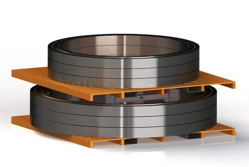 Bearing Storage Frames
